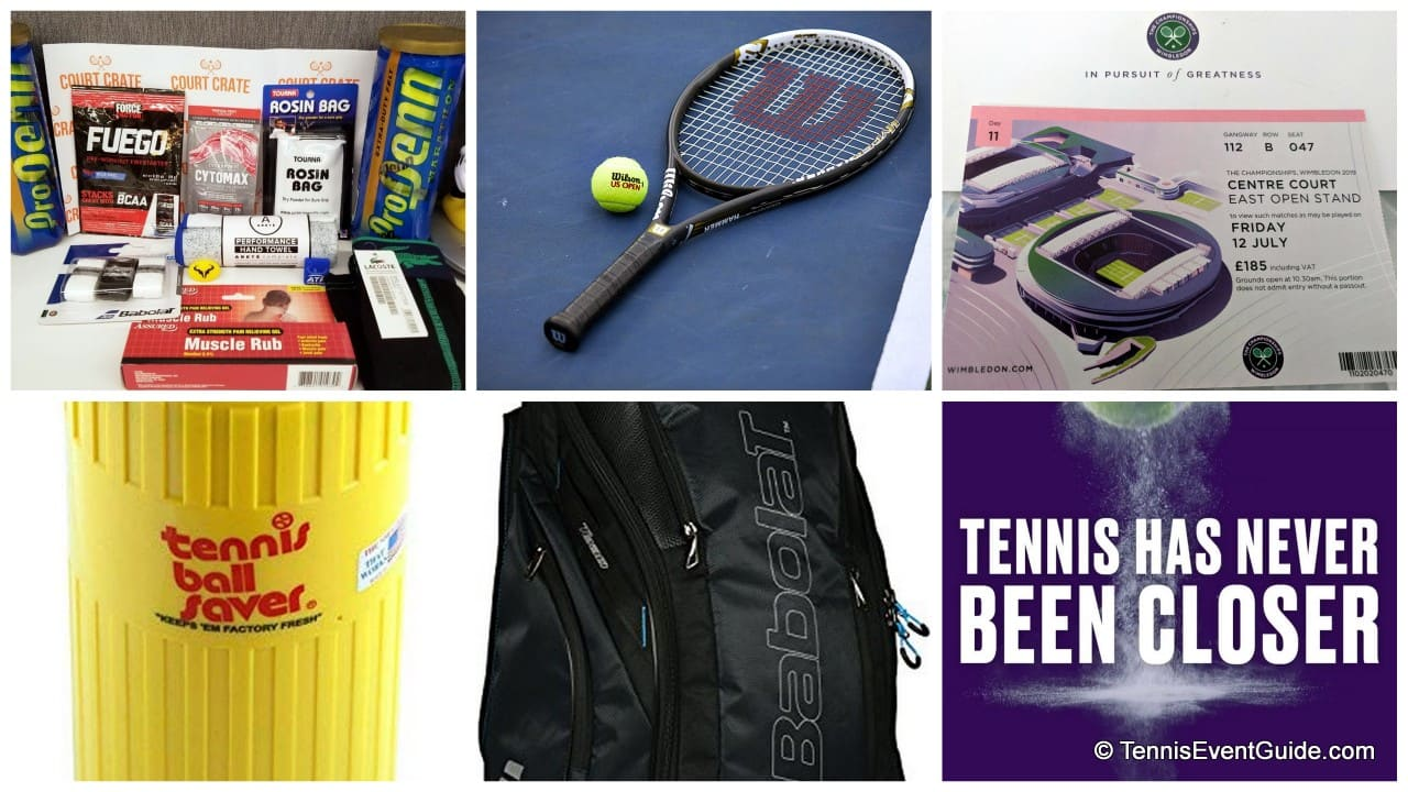 Best Tennis Gift Guides