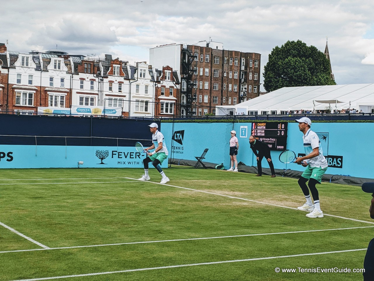 Bryan Brothers Queens Club Championships