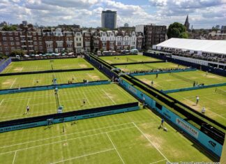 Queens Club Championships Outer Courts