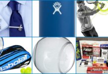 Best Tennis Gifts for Men