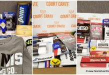 Tennis Gifts Subscription Box