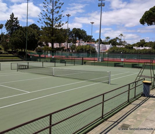 Tennis in Algarve Portugal