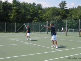 Tennis Rebounders and Trainers